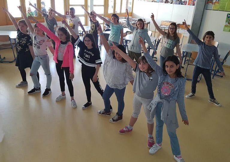 Die Kwela Tanzgruppe – Tanzen macht Spaß
